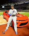 Salvador Perez Kansas City Royals 2015 World Series Photo SL110 (Select Size)