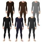 Northwest Blue Mens 2 Piece Performance Base Layer Thermal Set
