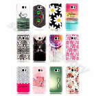 Shockproof Lucky Painted Silicone Rubber TPU Gel Soft Cover Case For Multi Phone
