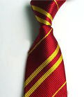 Luxury Necktie Harry Potter Gryffindor/Slytherin/Ravenclaw/Hufflepuff Accessory