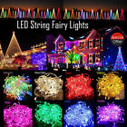 Battery&Electric Operated Christmas Garden Wedding String Fairy Light LED 2-100M