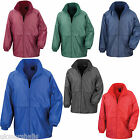 Result Core Unisex Waterproof Micro Fleece Lined Jacket - S to 3XL -RS203M