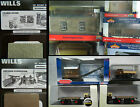 00 GAUGE MODEL RAILWAY SCENERY SPARES BUILDINGS ACCESSORIES VEHICLE SETS VINTAGE