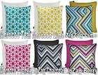 ZIGZAG & MOROCCO THICK GORGEOUS CUSHION COVERS