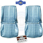 1965 Cutlass Holiday Front Seat Covers Upholstery - PUI New
