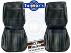 1964 Cutlass Holiday Front Seat Covers Upholstery - PUI New