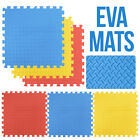 10mm Interlocking Eva Mats Jigsaw Workshop Home Yoga Garage Foam Tile Flooring