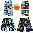 Mens Quick-Dry Swim Surf Boardshorts Pants Surfers Beach Shorts Swimwear