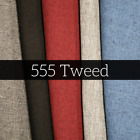 555 TWEED Cloth [37 Colors Available!] Sold by the Yard NEW