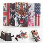 For Acer Liquid Z520 Smartphone New Flip Printed Pattern PU Leather Case Cover