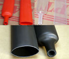 4MM~52MM Adhesive Lined 4:1 Heat Shrink Tubing Dual-wall Waterproof Wrap Wire