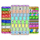 HEAD CASE DESIGNS BRACCIALETTI COLORATI COVER RETRO RIGIDA PER SAMSUNG TABLETS 1