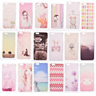 Rubber Soft TPU Silicone Phone Case Cover for Apple iPhone 6 4.7 Plus 5.5 6S