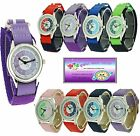 Relda Time Teacher Watch Easy Fasten / Buckle Boy Girl Childrens Gift For kids