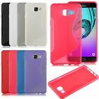 S-line Gel TPU Rubber Silicone Case Cover For Samsung Galaxy A5 A510 A5100 2016