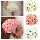 5xLots Artificial Flowers Foam Flowers Roses Wedding Party Bridal Bouquet Decor