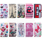 Flip Leather Wallet Card Hold Stand Protector Case Cover For Sony Xperia T3 M50w