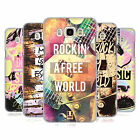 HEAD CASE DESIGNS ALL ABOUT MUSIC HARD BACK CASE FOR SAMSUNG PHONES 3