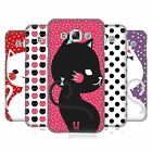 HEAD CASE DESIGNS CATS AND DOTS HARD BACK CASE FOR SAMSUNG PHONES 3
