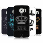 HEAD CASE DESIGNS DIAMONDS HARD BACK CASE FOR SAMSUNG PHONES 1