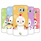 HEAD CASE DESIGNS SNOWMEN HARD BACK CASE FOR SAMSUNG PHONES 1