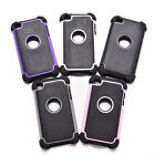 Quality Charming Triple ShockProof Protective Case Cover For IPod Touch 4th Best