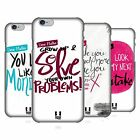 HEAD CASE DESIGNS DEAR MATHS HARD BACK CASE FOR APPLE iPHONE PHONES