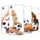 HEAD CASE DESIGNS FOOTBALL BABES HARD BACK CASE FOR SONY PHONES 1