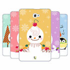 HEAD CASE DESIGNS SNOWMEN HARD BACK CASE FOR SAMSUNG TABLETS 1