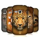 HEAD CASE DESIGNS ANIMAL FACES 2 HARD BACK CASE FOR SAMSUNG PHONES 5