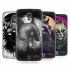 HEAD CASE DESIGNS CATS OF GOTH SOFT GEL CASE FOR ALCATEL PHONES