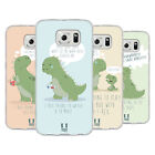 HEAD CASE DESIGNS HARD TIMES OF A T-REX SOFT GEL CASE FOR SAMSUNG PHONES 1