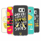 HEAD CASE DESIGNS LIFE AND LEMONS GEL CASE FOR SAMSUNG PHONES 1