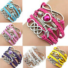 Fashion Jewelry Multilayer Charming Eiffel Tower Bracelet Bangle for Women CATB
