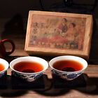 The 1990s China Cultural Revolution Yunnan Pu-erh Tea Cake, puer Cooked er Beeng