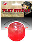 Spot Ethical PLAY STRONG BALL Treat Dispensing Dog Toy Mfg. Lifetime Guarantee