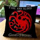 Game Of Thrones House Symbol Home Sofa Decorative Flat Pillow Case Cushion Cover