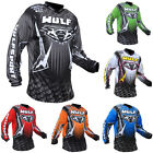 Wulfsport Arena Adult MX Motocross Bike Race Shirt Quad Enduro Jersey Top 2016 T