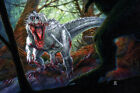 Jurassic World Indominus-Rex Dinosaur Canvas Art Print