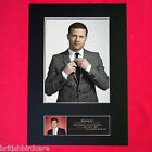 DERMOT O'LEARY Autograph Mounted Photo REPRO QUALITY PRINT A4 404
