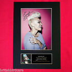 EMELI SANDE Mounted Signed Photo Reproduction Autograph Print A4 294