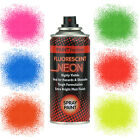 x1 x3 x6 x12 Fluorescent Neon Spray Paint Blue Green Orange Red Pink Yellow Matt