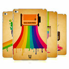 HEAD CASE DESIGNS COLOUR DRIPS HARD BACK CASE FOR APPLE iPAD MINI 4