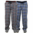 Mens Checked Pyjamas Lounge Bottoms Pants By Tokyo Laundry
