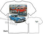 65 67 70 Chevelle T shirt 1967 1970 Chevy Tee Muscle Cars Shirts M L XL 2XL 3XL