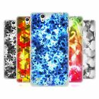 HEAD CASE DESIGNS BOKEH CHRISTMAS EDITION SOFT GEL CASE FOR SONY XPERIA C4