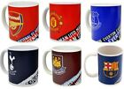 OFFICIAL FOOTBALL CLUB - CERAMIC IMPACT 11OZ CREST MUG SOUVENIR - NEW GIFT XMAS