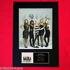 GIRLS ALOUD Signed Autograph Mounted Photo RE-PRINT A4 189