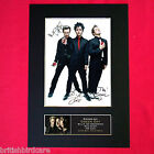 GREEN DAY Signed Autograph Mounted Photo RE-PRINT A4 196