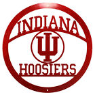INDIANA HOOSIERS Steel Scenic Art Wall Design